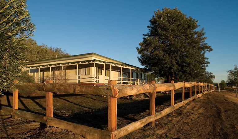 Kwiambal National Park Cabins