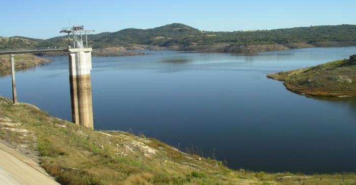 Pindari Dam