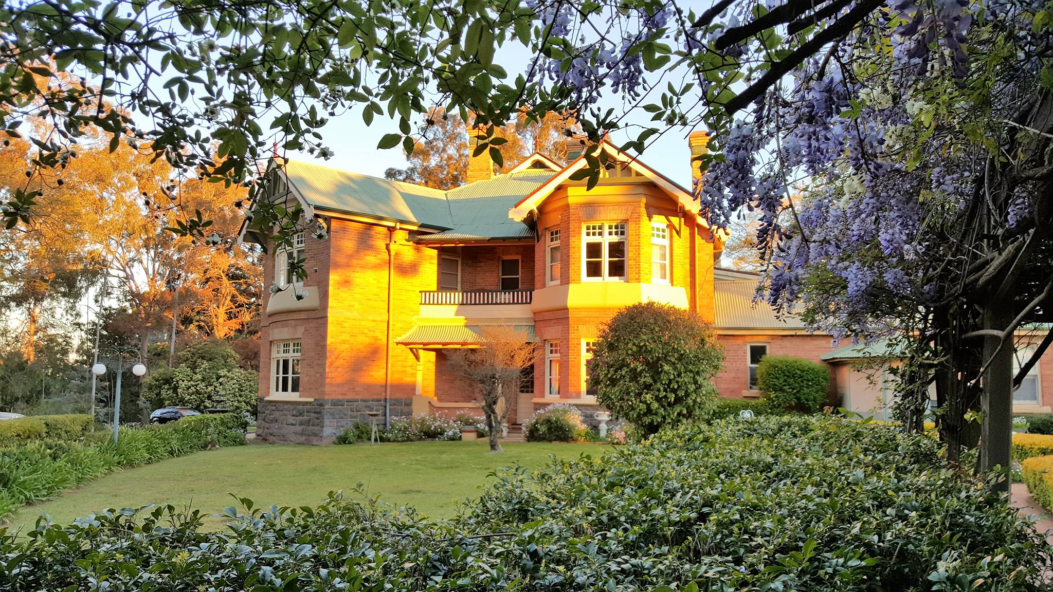 Blair Athol Boutique Hotel and Day Spa