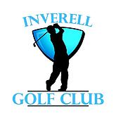 inverell golf club logo