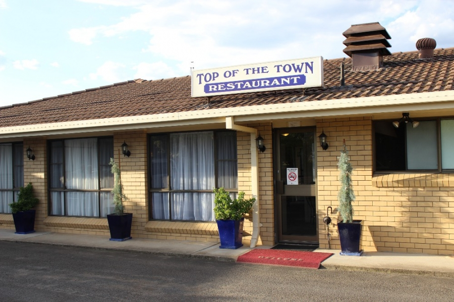 Top of the Town Restaurant