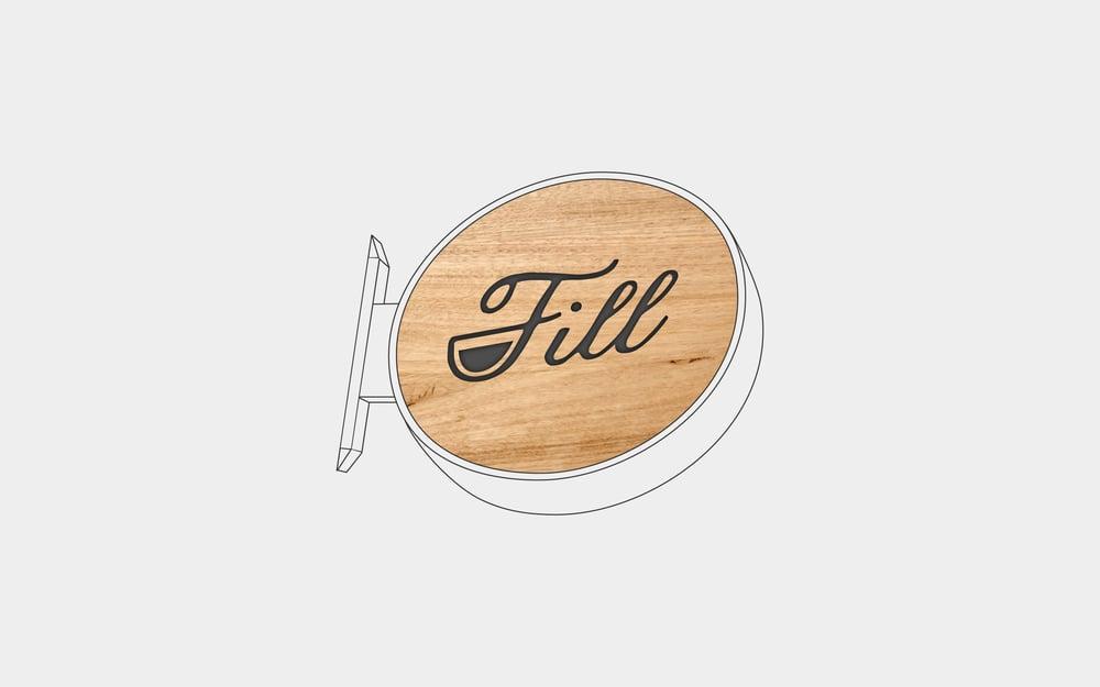 Fill Coffee